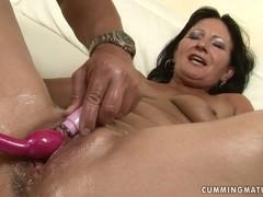 Порно зрелых толстых баб