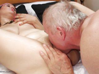 Частное порно в возрасте