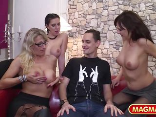 Немецкое порно со зрелыми